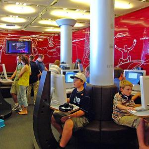 Интернет-кафе Дувана