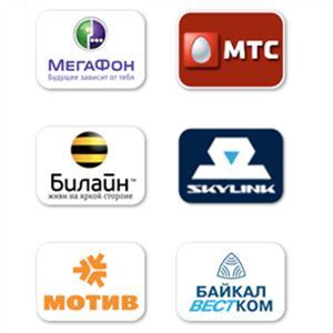 Операторы сотовой связи Дувана